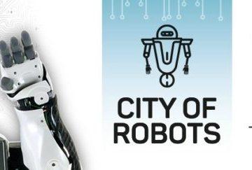 Η μεγαλύτερη έκθεση ρομποτικής στην Ελλάδα.
