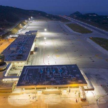 Το αεροδρόμιο της Σκιάθου στη λίστα με τα πιο θεαματικά της Ευρώπης