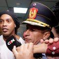 Συνελήφθη στην Παραγουάη ο Ροναλντίνιο για απόπειρα εισόδου στη χώρα με πλαστό διαβατήρτιο