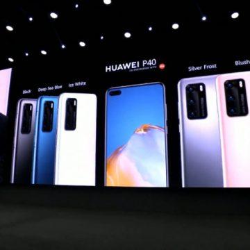 Τα νέα P40 της Huawei – Mια νέα εποχή στα smartphones με καινοτομία στην κάμερα