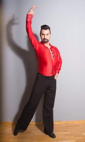 Ο Κωνσταντίνος Μενούνος στέλνει το δικό του μήνυμα για την Παγκόσμια ημέρα χορού. .