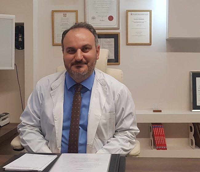 Ο Γενικός χειρουργός πρωκτολόγος  Κ. Δημήτρης Μουσιώλης μας εξηγεί για την επιβάρυνση πολλών παθήσεων εν μέσω καραντίνας λόγω κορονοϊού.