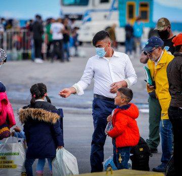ΟΗΕ: Ο κορωνοϊός τους επηρεάζει όλους, έκκληση για ισότιμη αντιμετώπιση των προσφύγων στην Ελλάδα