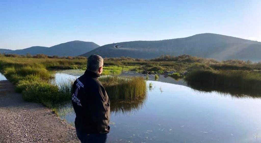 Περιφέρεια Αττικής: Ψεκασμοί κατά των κουνουπιών