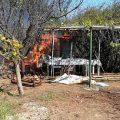 Φωτιά ξέσπασε κοντά στο Πολιτιστικό Πάρκο της Νέας Μάκρης