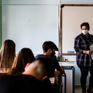 Ανοιχτό το ενδεχόμενο να ξεκινήσει νωρίτερα η σχολική χρονιά τον Σεπτέμβριο ανέφερε η υφυπουργός Παιδείας Ζέττα Μακρή.